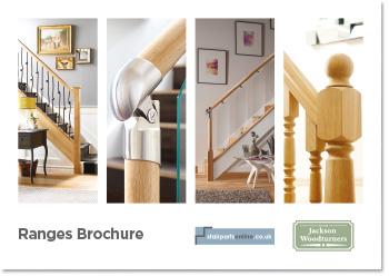 Stair Parts Online Range Brochure